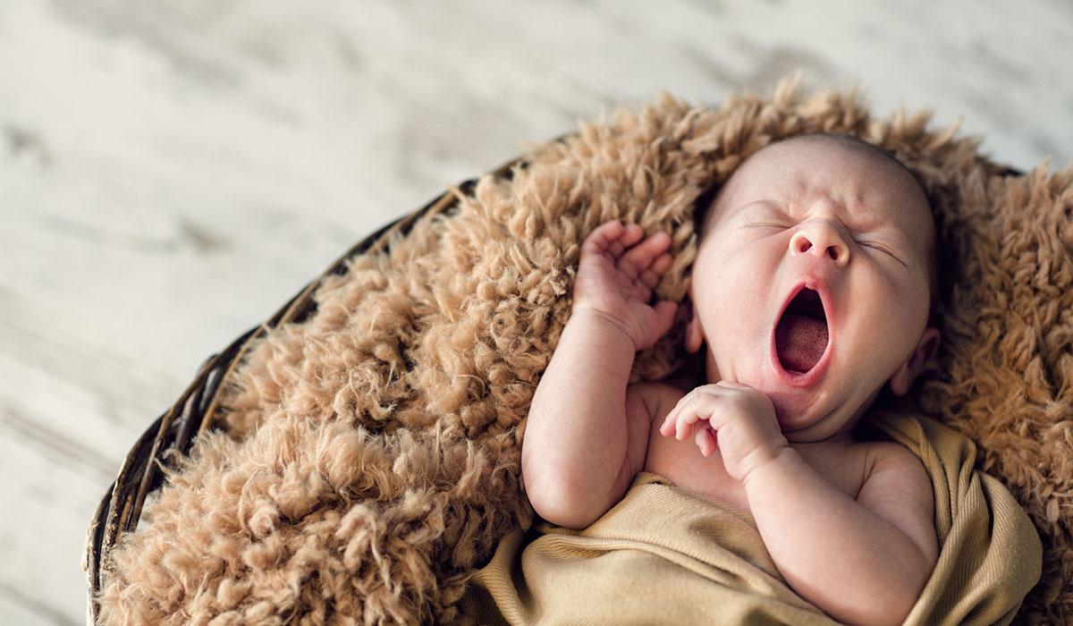 Tired Infant